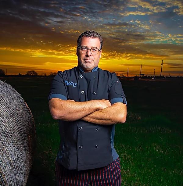 Chef Eddie G.
